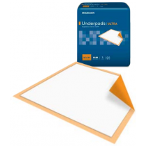 McKesson Disposable Underpads – Ultra Absorbency
