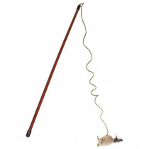 Flick'n Stick Wand Cat Toy