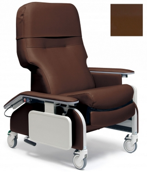 lumex deluxe clinical care recliner by graham field  a73