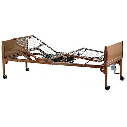 value care vc5310 semi electric hospital bed bundle f00