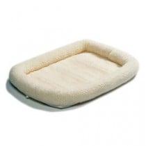 Midwest Quiet Time Fleece Crate Bed