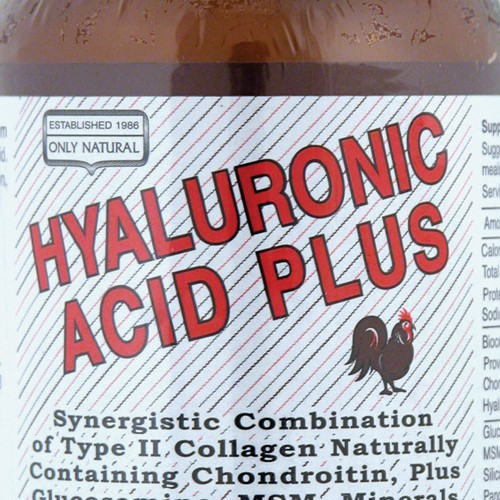 Only Natural Hyaluronic Acid Plus 814 mg