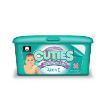 Cuties Wipes with Lavender