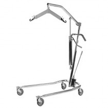 Invacare Painted Portable Hydraulic Patient Lift 9805p