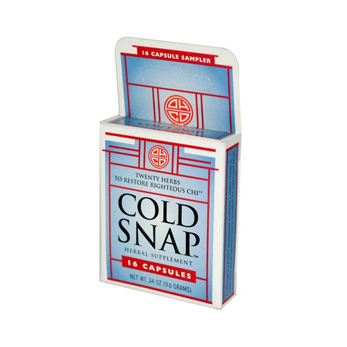Ohco Cold Snap