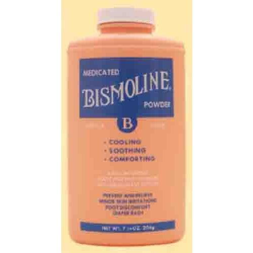 Bismoline Medicated Powder