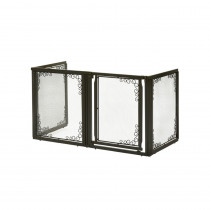 Convertible Elite Mesh Pet Gate 4 or 6 Panels