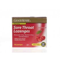 GoodSense Sore Throat Lozenges