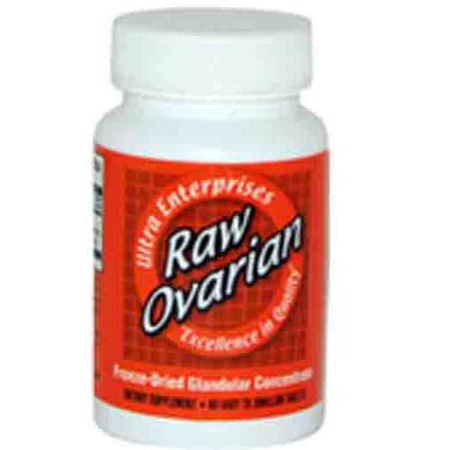 Raw Ovarian Glandulars