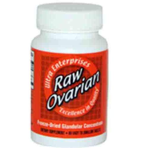 Raw Ovarian Glandulars