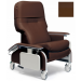 FR566DG8516 Chestnut Recliner