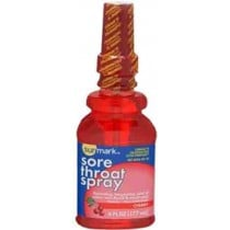 Sunmark Sore Throat Spray