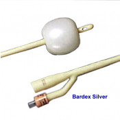 Bardex I.C. Silver Coated Latex Foley Catheter