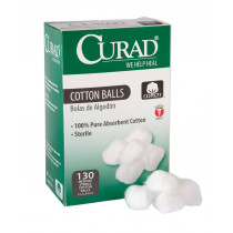 MedLine CURAD Sterile Cotton Balls