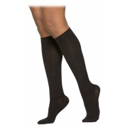 Sigvaris 230 Cotton Series Unisex Knee High Compression Socks - 233C OPEN TOE 30-40 mmHg