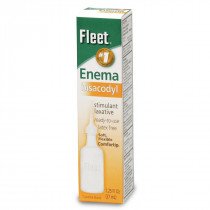 Fleet Enema, Bisacodyl