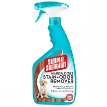 Hardfloors Stain and Odor Remover