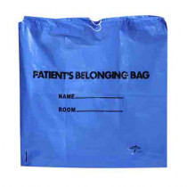 Drawstring Patient Belonging Bags