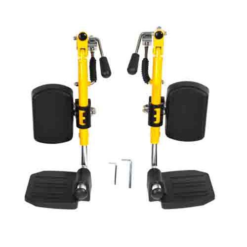 Kidz Elevating Leg Rest Assembly
