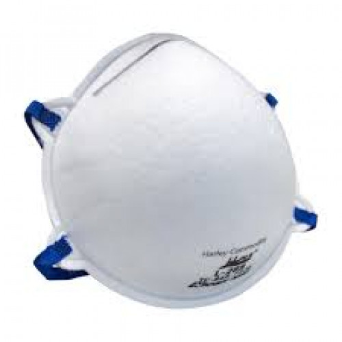 Harley N95 Model L-288 Cup-Style Respirator Face Mask