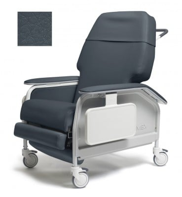 lumex extra wide clinical care geri chair recliner 67c