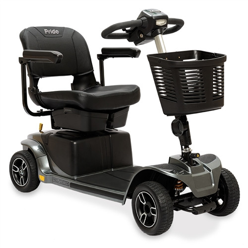 Pride Revo 2.0 4-Wheel Mobility Scooter   FDA Class II Medical Device*