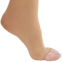 AW Style 322 Anti-Embolism Open Toe Knee High Stockings - 18 mmHg