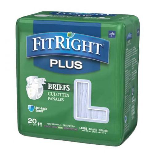 FitRight Plus Briefs