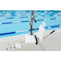 Spectrum Aquatics Traveler II XRC500 Aquatic Access Lift