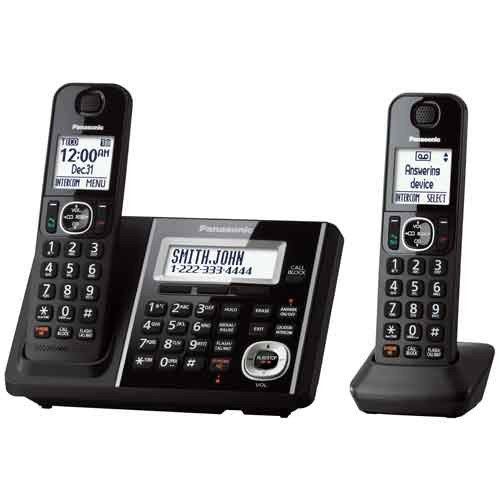 Two Handset Digital Cordless Answering System