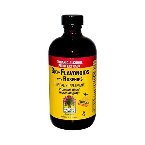 Bio Flavonoids and Rose Hip