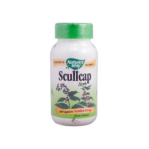 Nature's Way Scullcap Herb