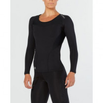 Base Compression Long Sleeve, Black