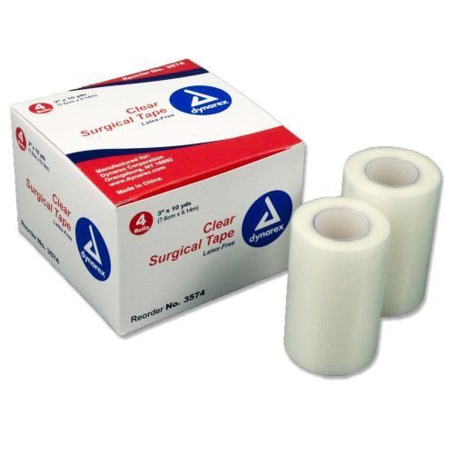 clear surgical tape latex free f01
