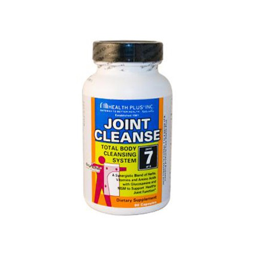 Health Plus Joint Cleanse Total Body Cleansing System Dietary Supplement