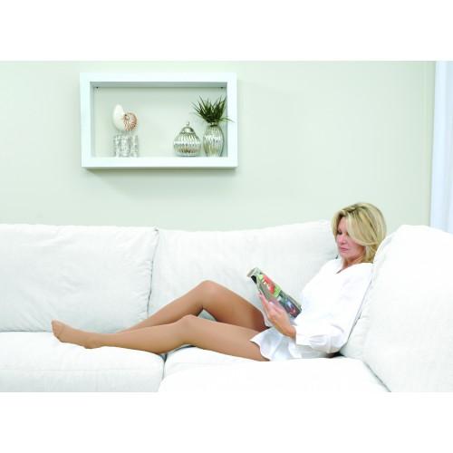 VENOMEDICAL USA Mid Thigh High Compression Stockings CLOSED TOE 20-30 mmHg