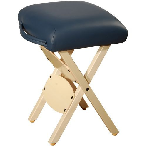 Wooden Folding Massage Stool