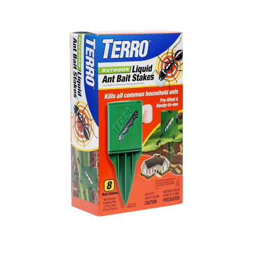 T1812 Outdoor Liquid Ant Killer Bait Stake