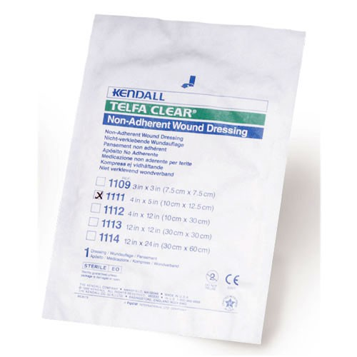 Telfa Clear 1111 Non Adherent Dressing