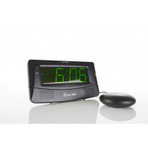 Sonic Alert Sonic Boom Extra-Loud Alarm Clock - SB300SSBLK