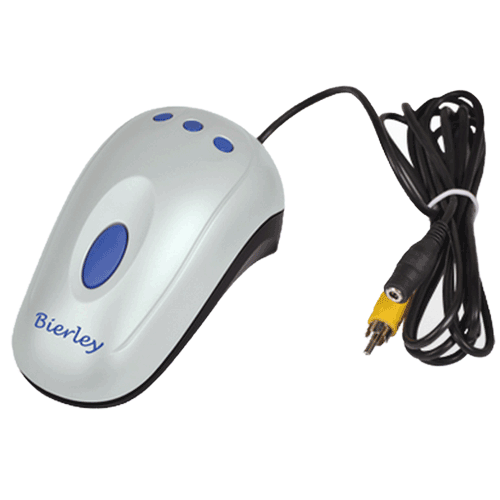 ColorMouse Zoom Magnifier with Cord