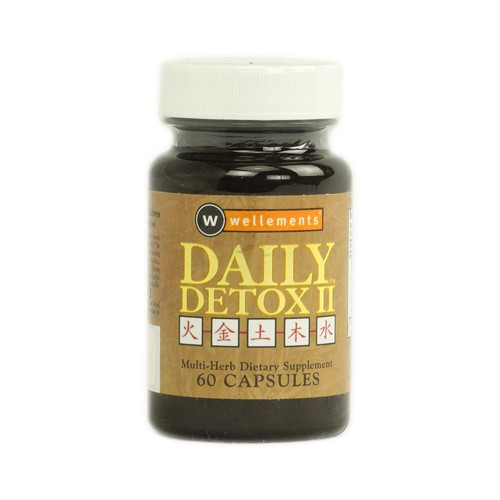 Wellements Daily Detox II Multi Herb