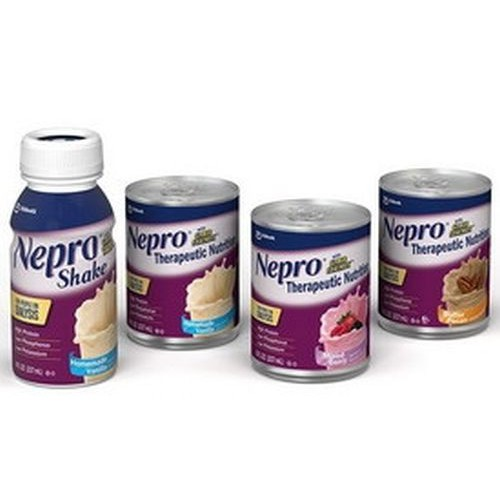 Nepro with Carb Steady Nutrition Shake Mixed Berry - 8 oz