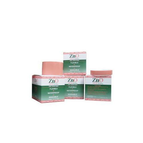 ZinO Zinc Oxide Tape in Variety of Sizes
