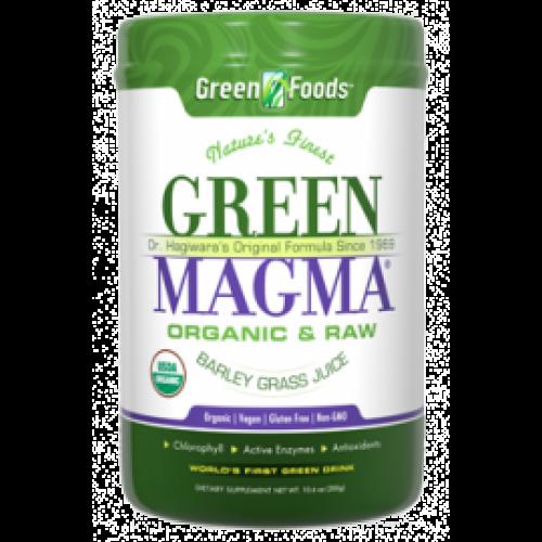 Green Foods Magma Barley Juice Powder