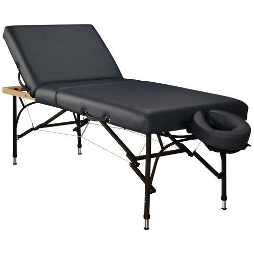Violet-Tilt 29'' Aluminum Massage Table Package
