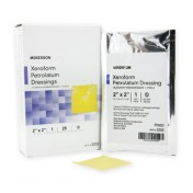 Xeroform Petrolatum Gauze 2 x 2 Inch - Sterile