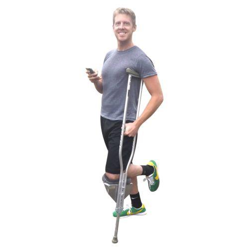 Freedom Crutch Knee Platform