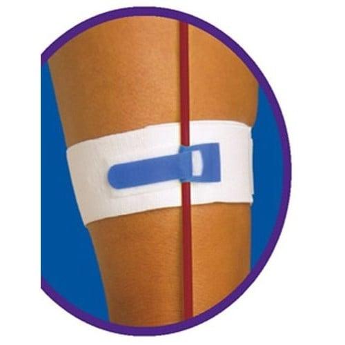 Foley-Tie Velcro Catheter Holder