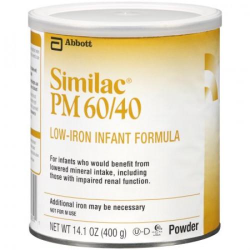 Similac PM 60/40 Low-Iron Infant Formula
